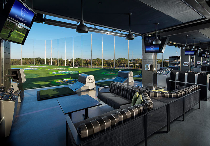 Tee It Up For Charity – A Topgolf Event