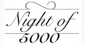 Night of 5000 logo