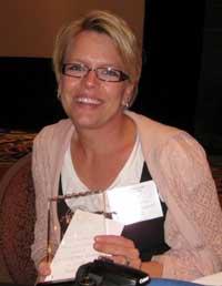 Holly Marino wins FFWC award