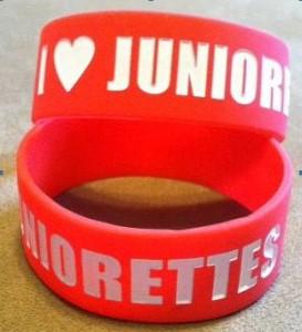 ntjwc juniorettes bracelet