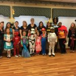 Reverse Trick-or-Treat at Rosecastle of Zephyrhills Assisted Living